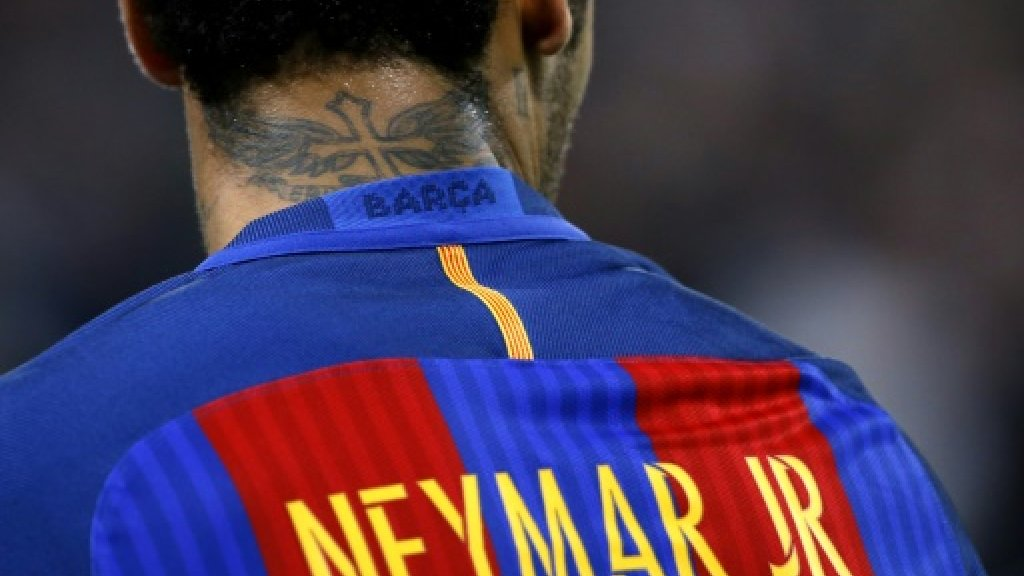 Spanish court orders Barcelona's Neymar to stand trial for fraud