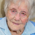 British woman celebrates her 110th birthday and reveals her secrets to living a long life