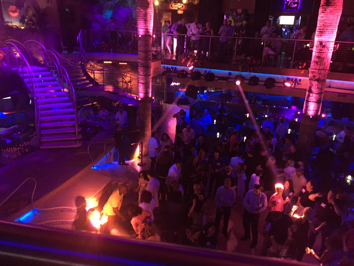 test Twitter Media - Dance floor is packed at the closing party for #toshibalead2017 ! Thank you @toshibagcs for another great conference https://t.co/HoOtzJFASX