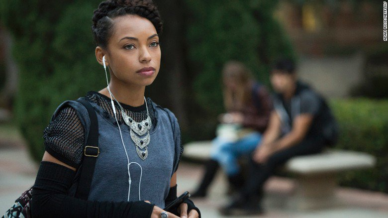 """Dear White People"" star sees a Hollywood shift: ""Being ethnic is cool"""