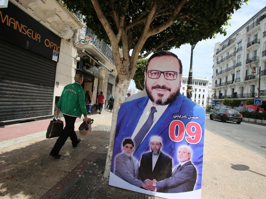 Algerians vote for new parliament in ballot marked by apathy