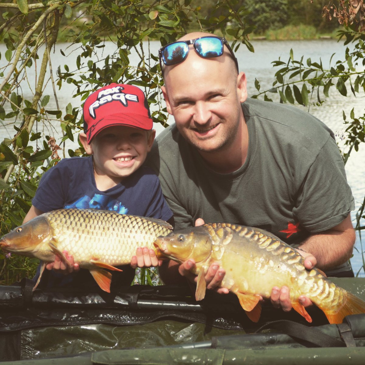 Hoping for more of these very soon (or maybe slightly bigger if the carp gods shine on us!) #carp #c
