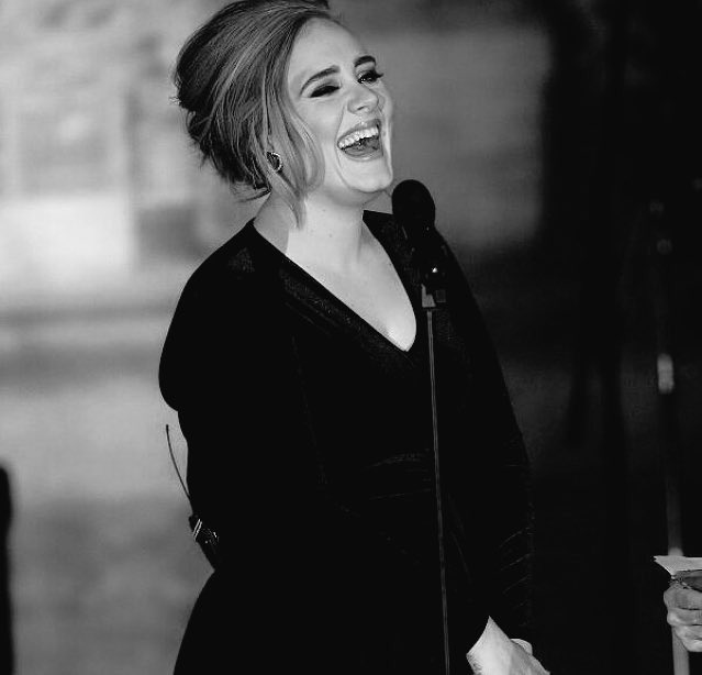 Happy birthday to Adele!!!  I love u so much.