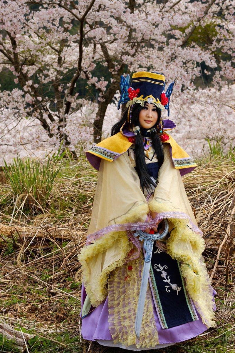 先月、東秩父の桜撮影会に、#丹翡 やってきた!Photo: Alex Tran ( / )#ThunderboltFan