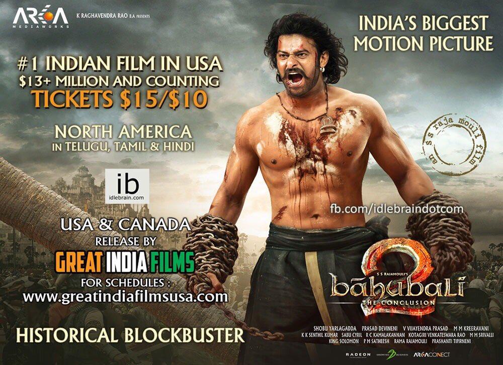 Baahubali 2 Full Movie 2017 Review - iTamilyogicom Tamil