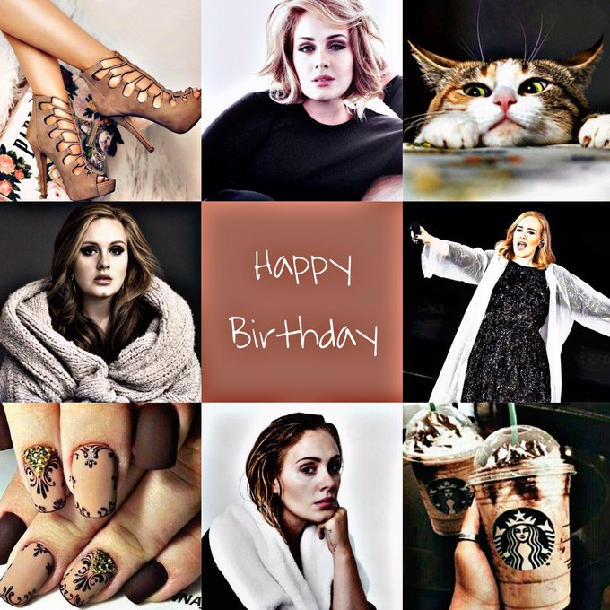 Happy Birthday Adele!!!