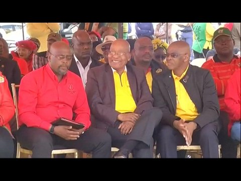 VIDEO -  South Africa's High Court orders Zuma to explain cabinet reshuffle