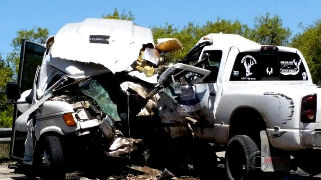 Texting, drugs eyed as factors for fatal church bus crash in Texas, NTSB says