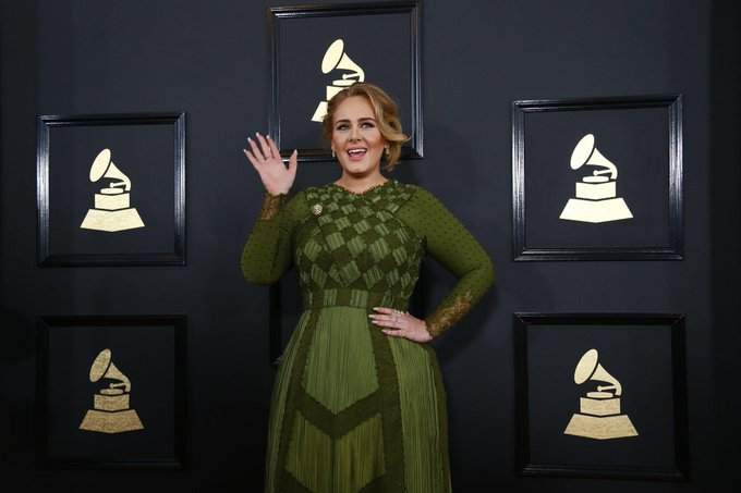 Happy 29th birthday, Adele!