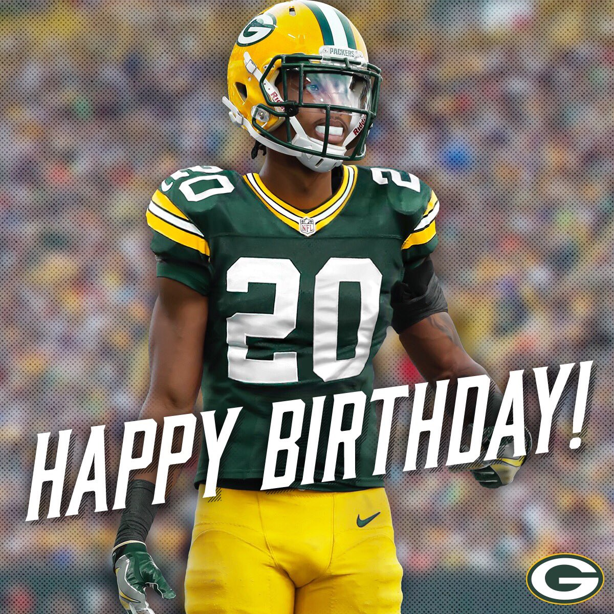 Kevin King: RT To Wish #Packers Rookie CB Kevin King