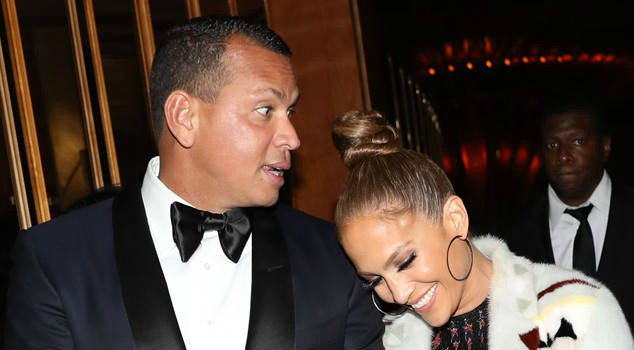 James Corden made Jennifer Lopez blush while teasing her about Alex Rodriguez: