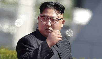 PARANOIA IN PYONGYANG: North Korea accuses Seoul, CIA of 'biochemical' assassination plot