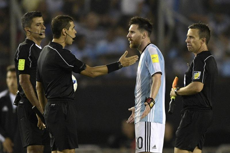 Lionel Messi Has 4-Match Argentina Ban Rescinded After FIFA Appeal