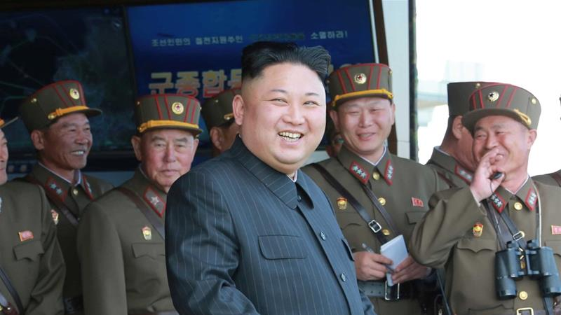 North Korea accuses CIA of plot to murder Kim Jong-un