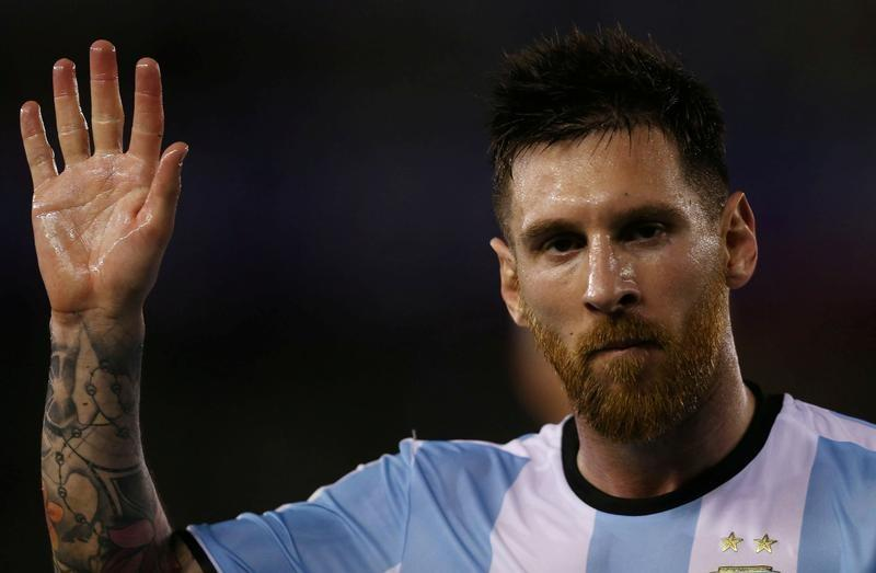 FIFA appeal committee lifts Messi suspension
