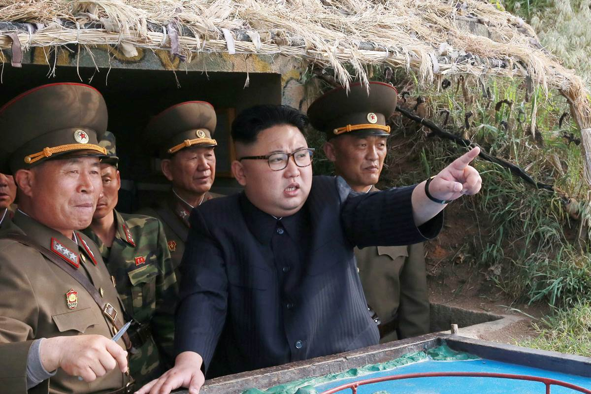 North Korea accuses CIA of failed plot to assassinate Kim Jong Un