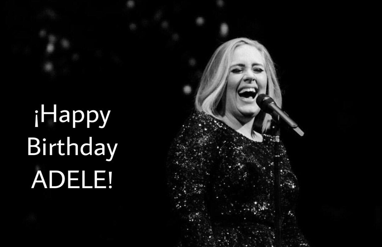 Hoy celebramos el cumpleaños de ¡Happy Birthday!