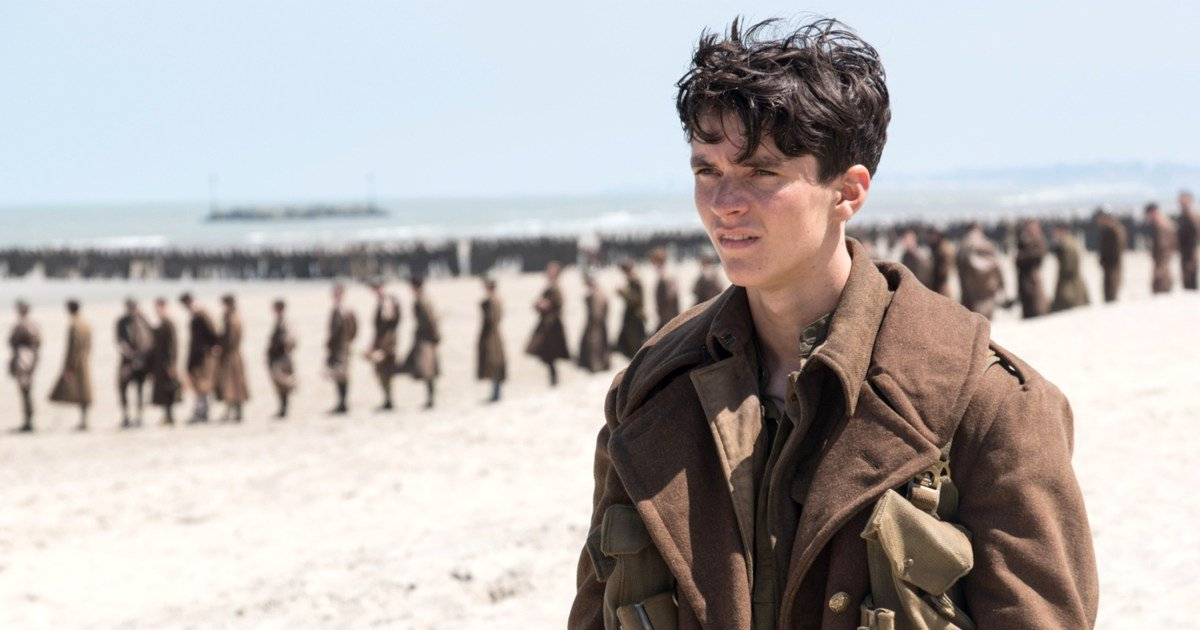 A new trailer for Christopher Nolan's Dunkirk makes it hard to breathe:
