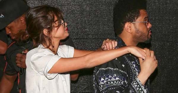 Selena Gomez isn't just dating The Weeknd, she's one of his biggest fans: