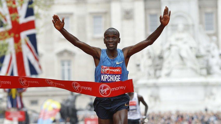 Nike has 3 elite runners trying to break 2-hour marathon barrier
