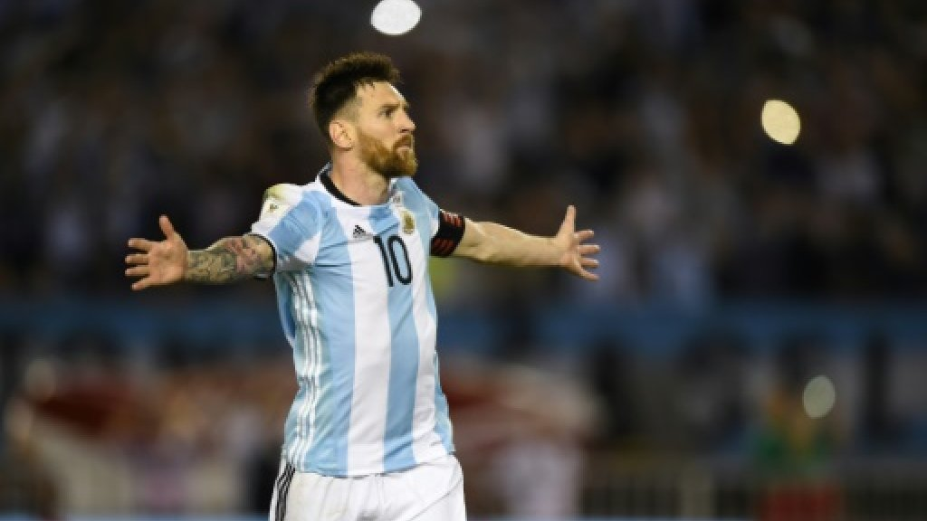 FIFA lifts Messi four-game international ban