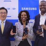 Samsung Galaxy S8 starts selling in Kenya