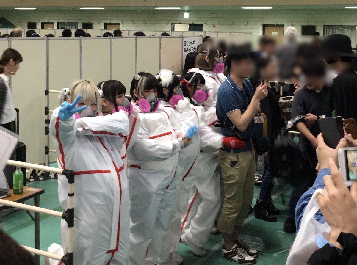 アイドル「CY8ER」のメンバーとハグ会まとめ【画像多数】