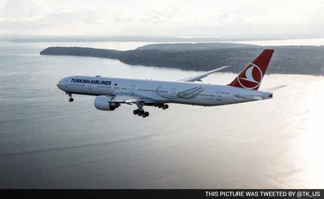 After Ban, Turkish Airlines To Offer Laptops To Business-Class Travellers