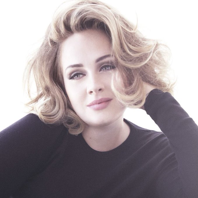 Happy 29th birthday, Adele.