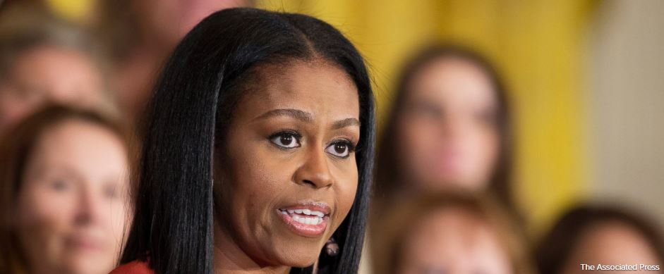 Michelle Obama accidentally tweets former staffer's number