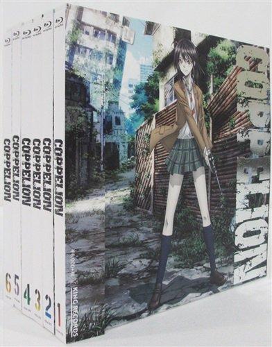 【らしんばん通販/入荷情報】『COPPELION 全6巻セット』が入荷!!OPのangelaが歌う「ANGEL」が力強さ