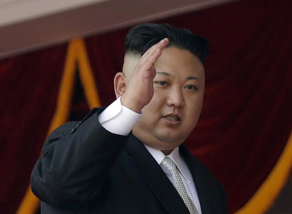 N. Korea accuses CIA, S. Korea of Kim Jong Un assassination plot