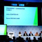 John Coates coasts to win in Australian Olympic Committeevote