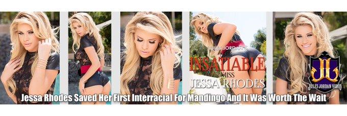 Jessa Rhodes IR with Mandingo! @MissJessaRhodes @fred_nice new update! https://t.co/kn2TWUpRMv