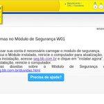 Claudio Penasio Junior: Problemas com o Módulo de Segurança do Banco do Brasil no Fedora 25 com Firefox 52 em diante