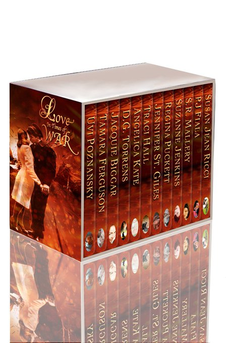 Love Romance? Get  LOVE IN TIMES OF WAR Free Freebie giveaway via BookGorilla