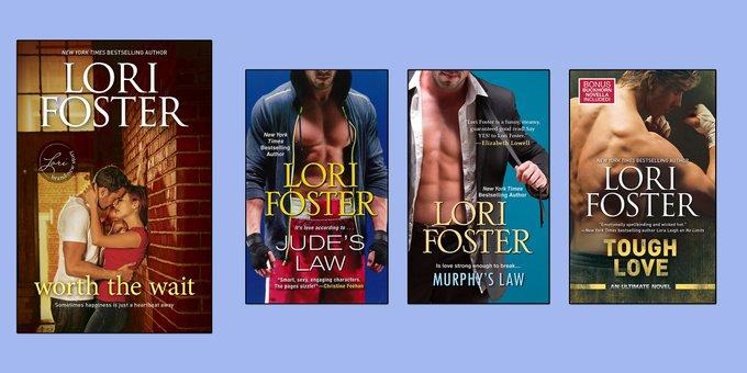 Lori Foster's Blog