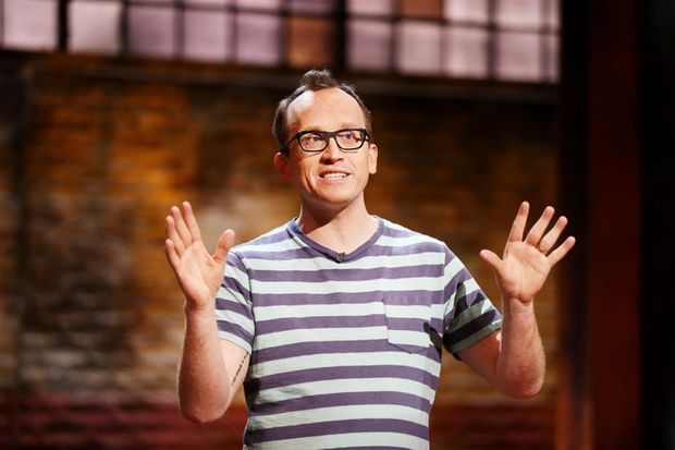 A comedy special about suicide? N.J.'s Chris Gethard makes it hilarious, hopeful