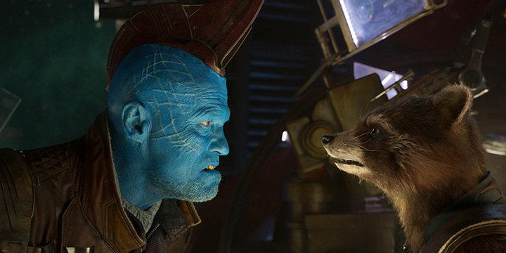 GoTGVol2 is still a good Marvel movie, but it's not as epic as the first installment: