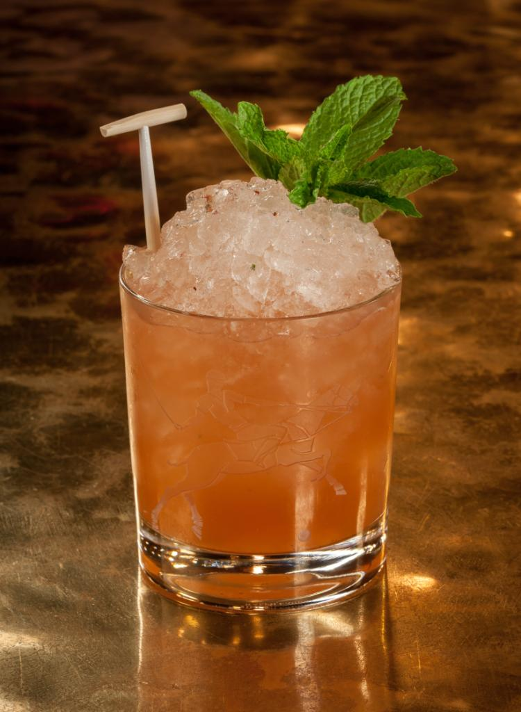 Off to the races: Kicking off the #KentuckyDerby with a Mint Julep Smash. #ThePoloBar https://t.co/1qd3povR84