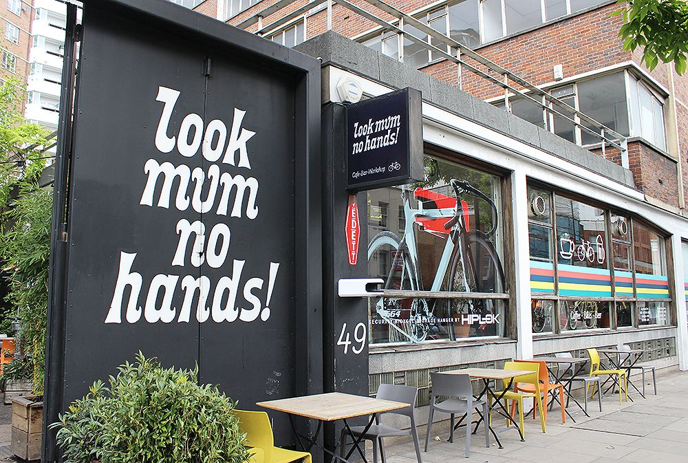 Look Mum No Hands! London's best coffee shops