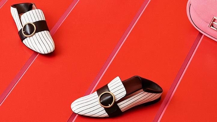If the slipper fits! Discover the perfect flats: https://t.co/W82Cd2n6CB #BallySS17 https://t.co/y3IvmABpE3