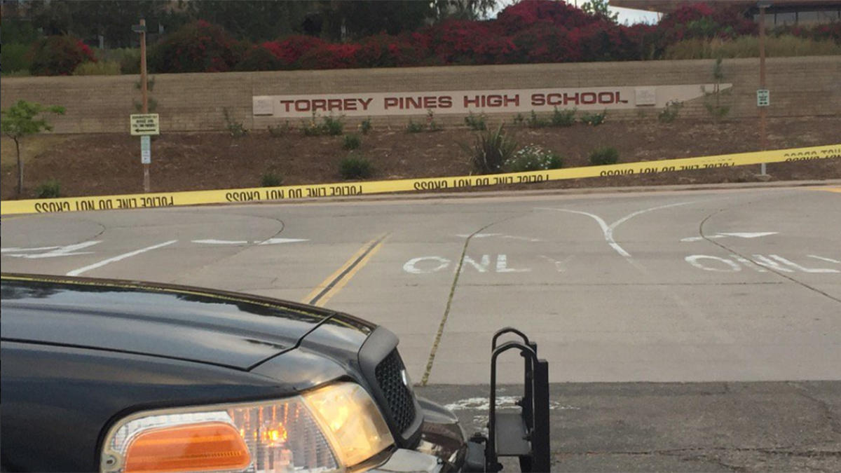 Police shoot and kill teenager in parking lot of San Diego high school via @NBCSanDiego