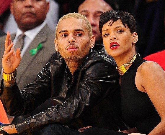 Rihanna sings Happy Birthday to Chris Brown amid Karrueche Tran s restraining order
