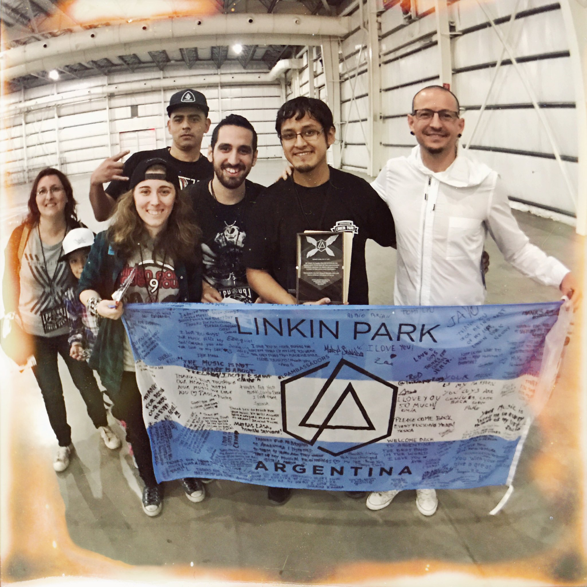 Amigos en Argentina @MaximusFestArg #MaximusFestival https://t.co/2CIwGMOPOw