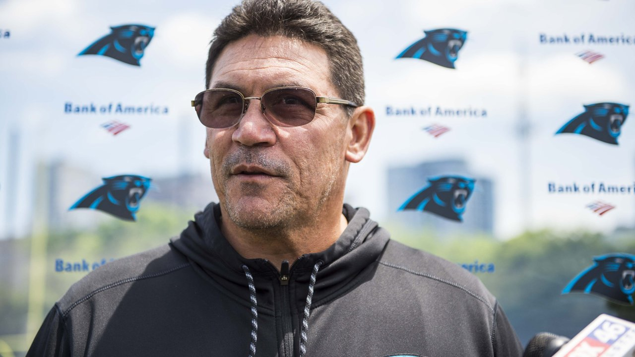 Hear what @RiverboatRonHC following the final practice of rookie camp  ��: https://t.co/XgKFGlAoGO https://t.co/2mlAzJuPRY