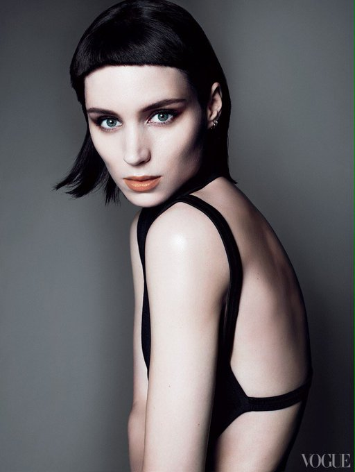 Happy birthday, Rooney Mara!  by via