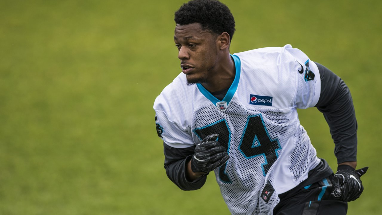Watch the #Panthers 2017 rookies make their debuts at rookie camp   ��: https://t.co/uLLPRP5xzx https://t.co/in5IIWnSO5