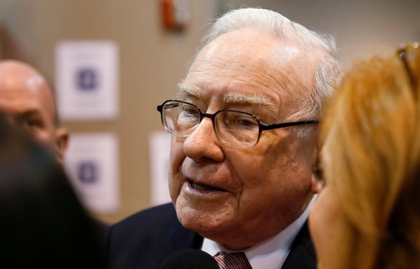 Highlights: Berkshire's Warren Buffett comments on healthcare, trade, buybacks