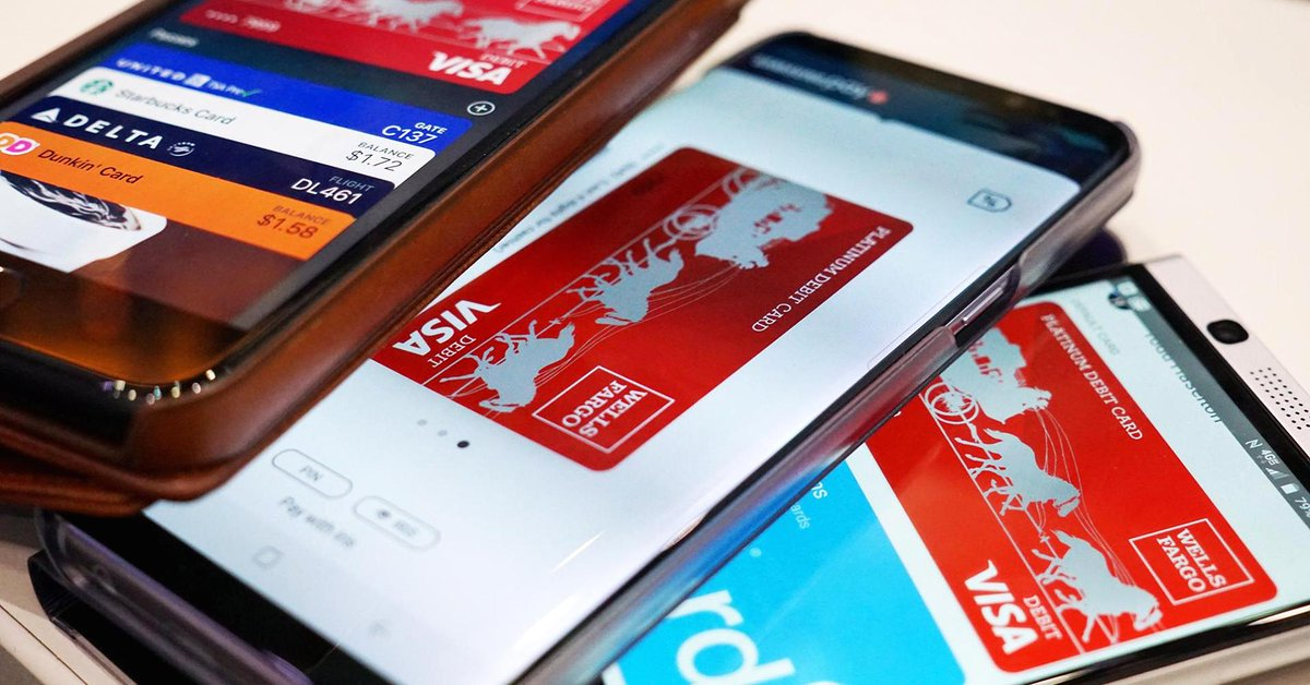 Say goodbye to your debit card: here's how to use your phone to pay at the store